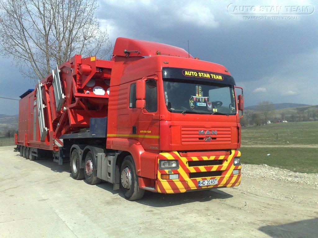 Autotractor MAN TG410A
