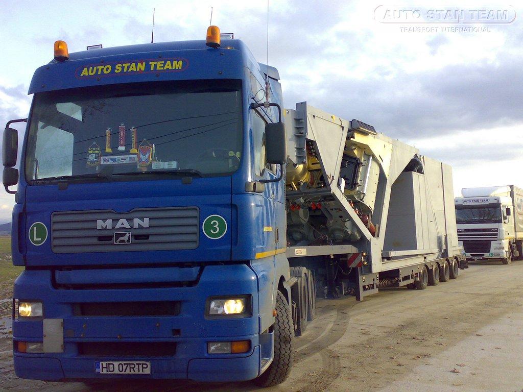 Autotractor MAN TG510A