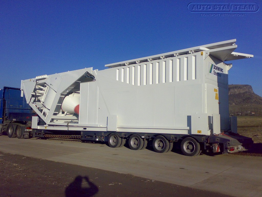 TRAILER 40 To <br /> 4 axe, Lmax = 24m